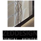 Логотип компании ZEDDESIGN